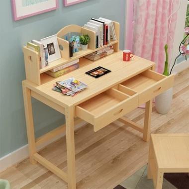 画画六年级简易宿舍中小学生家具桌男长台式组装多用途儿童书桌