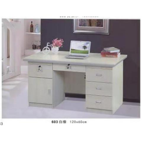 胜芳办公桌批发 办公电脑桌 职员桌 员工桌 写字台 带抽屉办公桌 办公家具 田丰家具