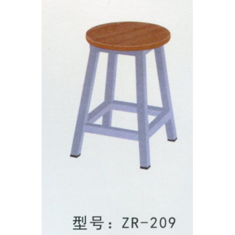 胜芳批发铁腿凳子 四腿凳子三腿凳子 铁质凳子 套凳 方凳 简易家具 政睿家具