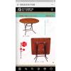 胜芳88必发手机版登录腾凯88必发手机版登录大小方桌圆桌个中桌架餐桌餐椅