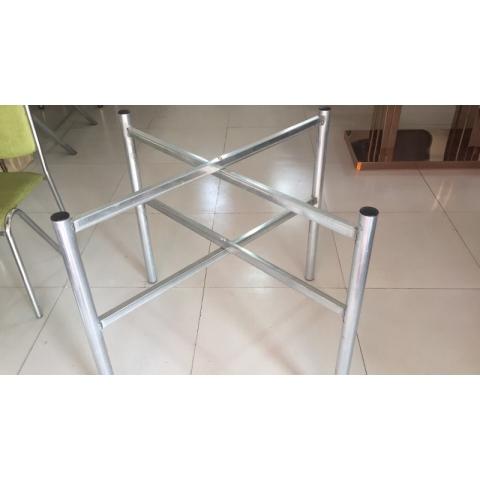 胜芳桌架批发 不锈钢桌架 简易桌架 折叠桌架