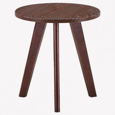 现代简约北欧茶几创意家具现代小户型客厅圆实木简易ins茶几