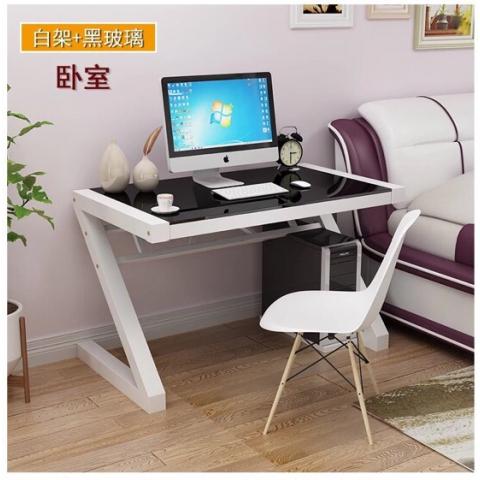 胜芳办公88必发手机版登录 玻璃桌 电脑桌 简易电脑桌办公桌