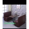 胜芳家具批发 卡座 咖啡椅 懒人椅 沙发椅 复古铁艺卡座 休闲 餐馆西餐厅咖啡厅卡座 鑫腾泰家具