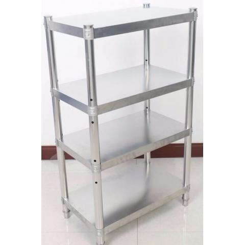 胜芳置物架批发不锈钢置物架菜架瑞沃达家具