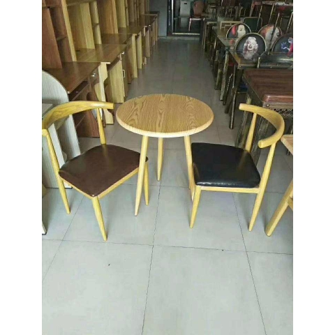 休闲桌椅简约椅洽谈椅接待椅