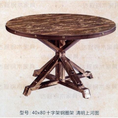 胜芳餐桌椅批发 复古式餐桌椅 主题餐桌椅 转印餐桌椅 钢木家具 快餐桌椅 休闲家具 会所家具 酒店家具 美杉家具