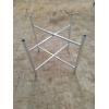 胜芳桌架批发 折叠桌架 不锈钢桌架 餐厅澳门葡京网上娱乐桌架