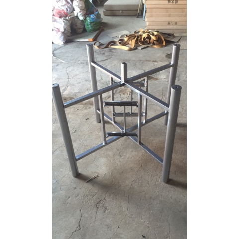 胜芳桌架批发 折叠桌架 酒店餐桌桌架