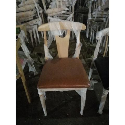 胜芳家具批发餐椅批发酒店椅批发桌椅批发复古椅快餐椅小吃店椅子政睿家具批发