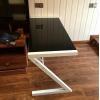 胜芳电脑桌批发 简易电脑桌 玻璃电脑桌 学生书桌 学习桌 办公桌