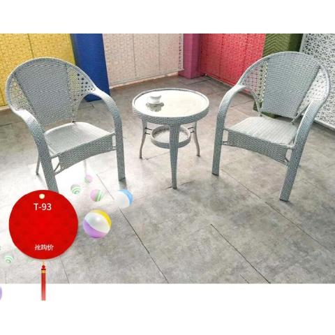 胜芳批发藤椅 藤椅茶几组合 藤编椅子 阳台桌椅 庭院桌椅 休闲桌椅 咖啡台桌椅 室内家具 休闲家具 藤制家具 户外家具 腾翔家具