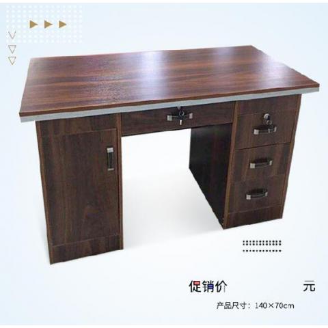 胜芳办公桌批发 办公电脑桌 职员桌 员工桌 写字台 带抽屉办公桌 办公家具 鹏程家具