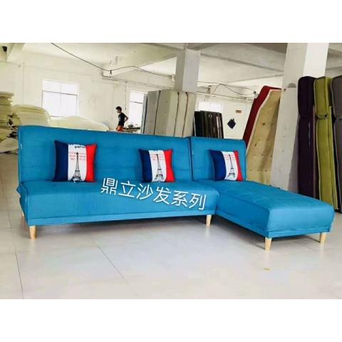 胜芳沙发床批发 多功能沙发床 折叠沙发床 变形软床 休闲家具 软体家具 客厅家具 胜芳胜博发网站 鼎立家具