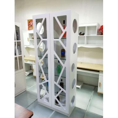 胜芳展示柜批发 展示柜 收纳柜 储物柜 资料柜 置物柜 木质文件柜 书房家具 办公家具 日上家具