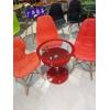 胜芳批发咖啡台洽谈桌餐台茶桌餐桌多用桌广华家具