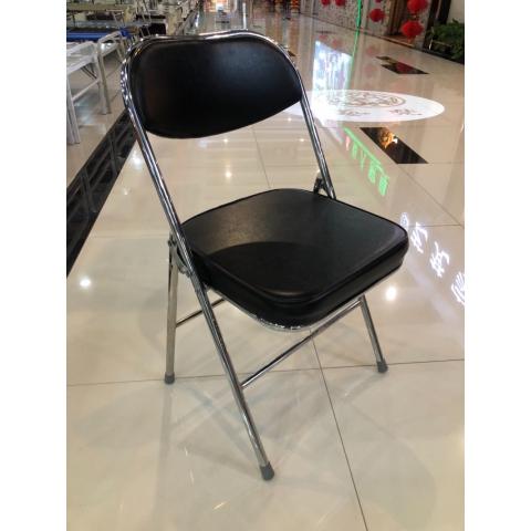胜芳折叠椅批发 大背椅 折叠椅 家用会客椅  电脑椅 办公椅 培训椅 会议椅 华特家具