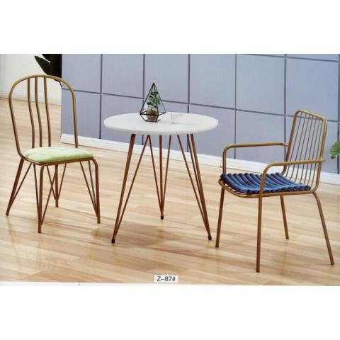 胜芳家具批发 咖啡台 咖啡桌椅组合 小圆桌 三件套会客桌椅 接待桌椅 洽谈桌椅 简约现代 添隆家具