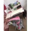 儿童课桌椅批发儿童学习桌塑料课桌多功能手摇升降课桌板式课桌