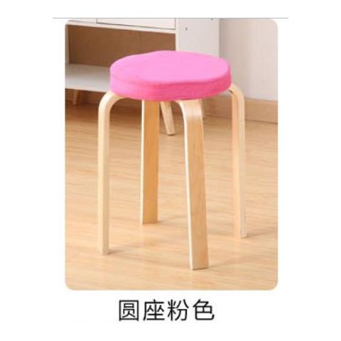 胜芳凳子批发 木质凳子 实木凳子 曲木凳子 木腿凳子 套凳 木质套凳 简易家具 华瑞家具