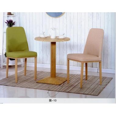 胜芳家具批发 咖啡台 咖啡桌椅组合 小圆桌 三件套会客桌椅 接待桌椅 洽谈桌椅 简约现代 恒顺家具