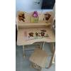 胜芳儿童课桌椅批发儿童学习桌塑料课桌多功能手摇课桌板式课桌可升降