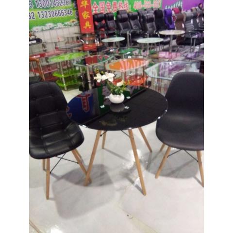 胜芳批发咖啡台洽谈桌餐台茶桌餐桌广华家具