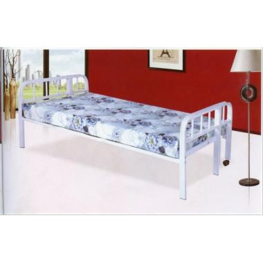 芳床铺批发 折叠床 单人床 铁艺折叠床 双人床 四折床 午休床 折叠椅 行军床 简易床 铁质板床 板床批发聚佰利家具