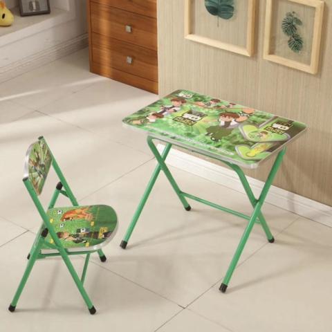 胜芳儿童学习桌 折叠学习桌 鑫洋家具
