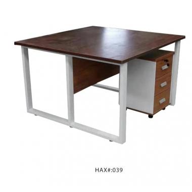 芳办公桌批发 办公电脑桌 职员桌 员工桌 写字台 带抽屉办公桌 办公家具洪奥翔家具
