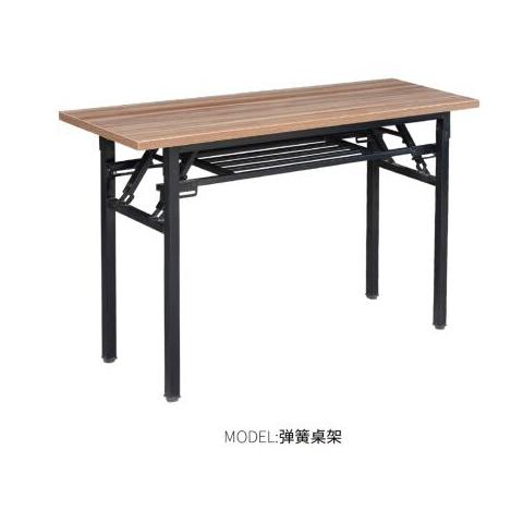 胜芳桌架批发 弹簧桌架 折叠桌架 酒店桌架鑫科伟业家具