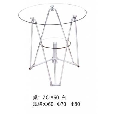 胜芳推拉桌批发 密度板吸塑折叠餐桌 可伸缩小户型豪华餐桌 志成家具