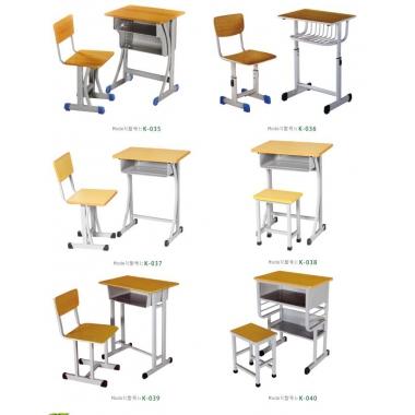 捷箭家具学生课桌 学习课桌 培训课桌 培训班课桌 单人课桌 辅导班课桌 可升降学生课桌 学生家具 学校家具
