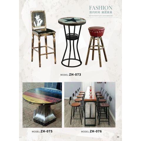 胜芳家具 主题酒店桌椅  铁腿桌椅 铝管桌椅 桌面  餐厅椅胜芳家具 皇冠椅 众合家具 餐厅桌椅