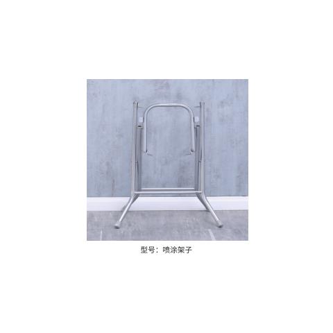 胜芳五金铁艺桌架 不锈钢桌架 餐厅桌架 餐台支架 餐桌脚 书桌桌架 折叠桌架 简易家具 桐新家具