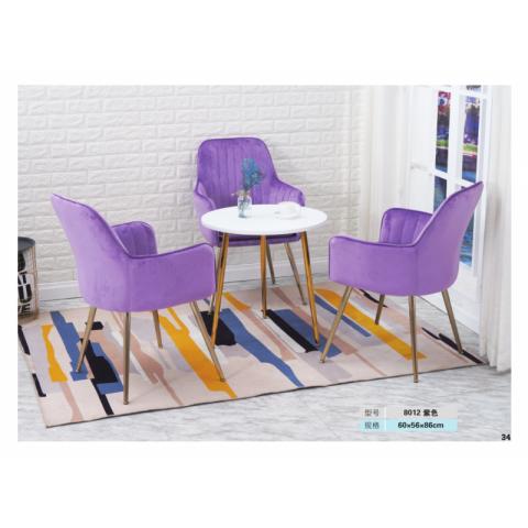 胜芳家具批发 卡座 咖啡椅 懒人椅 沙发椅 复古铁艺卡座 休闲 餐馆西餐厅咖啡厅桌椅组合 谈桌椅组合 煜轩家具