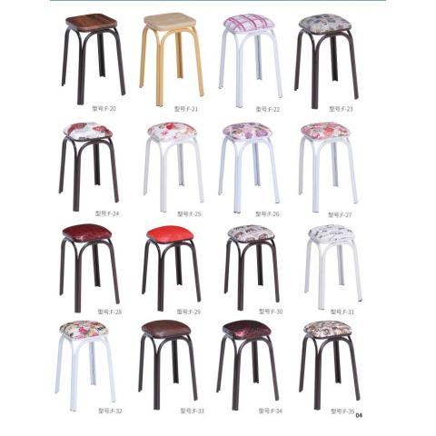 胜芳批发铁腿凳子 四腿凳子三腿凳子 铁质凳子 套凳 方凳 简易家具 平安家具
