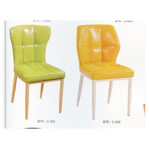 胜芳餐桌椅批发热转印椅子休闲椅皮革椅软包椅玉振家具