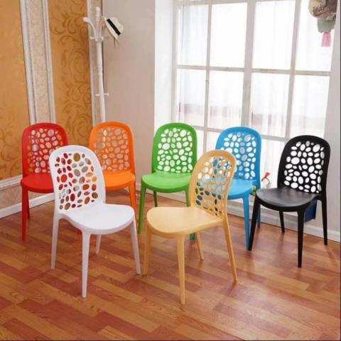 胜芳家具批发 休闲椅 北欧餐椅 现代简约家用化妆椅 网红椅子 铁艺扶手靠背椅 休闲桌椅畅健博家具