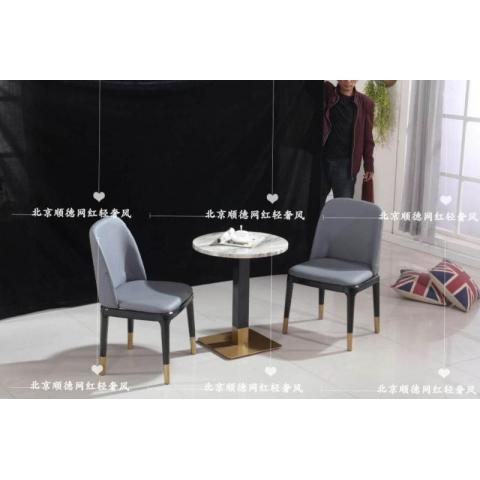 胜芳家具批发 咖啡台 咖啡桌椅组合 小圆桌 三件套会客桌椅 接待桌椅 洽谈桌椅 简约现代 圣士达家具
