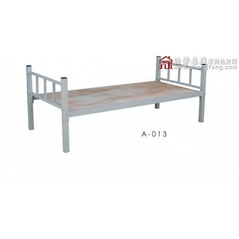 胜芳床铺批发 折叠床 单人床 双人床 高低床 午休床 行军床 简易床 铁质板床 板床批发山山校具