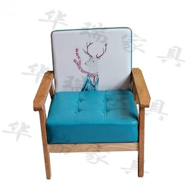 胜芳家具批发 卡座 咖啡椅 懒人椅 沙发椅 复古铁艺卡座 休闲 餐馆西餐厅咖啡厅桌椅组合 谈桌椅组合 华瑞家具