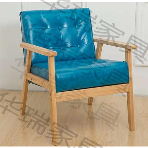 胜芳家具批发 单人位沙发 卡座 咖啡椅 懒人椅 沙发椅 复古铁艺卡座 休闲 餐馆西餐厅咖啡厅桌椅组合 谈桌椅组合 华瑞家具