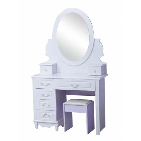 胜芳梳妆柜批发 梳妆台 梳妆桌 化妆柜 化妆台 化妆桌 木质梳妆台 板式梳妆台 卧室家具 前进家具