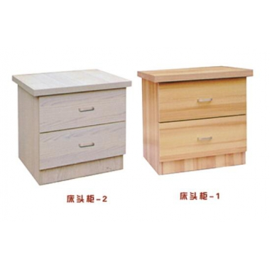 胜芳床头柜批发 储物柜 收纳柜 简约床头柜 中式储物柜 卧室家具  璐阳家具