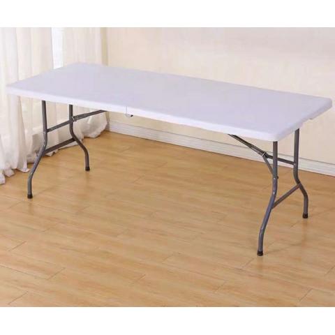胜芳吹塑户外餐桌椅批发 户外餐桌 户外餐椅 折叠桌 折叠椅 餐椅 酒店椅  梦祥家具