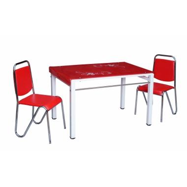 胜芳餐桌 玻璃餐桌 玻璃餐台 小户型餐桌 钢化玻璃餐桌 热弯玻璃餐桌 时尚简约 餐厅家具 餐厨家具  天昊家具