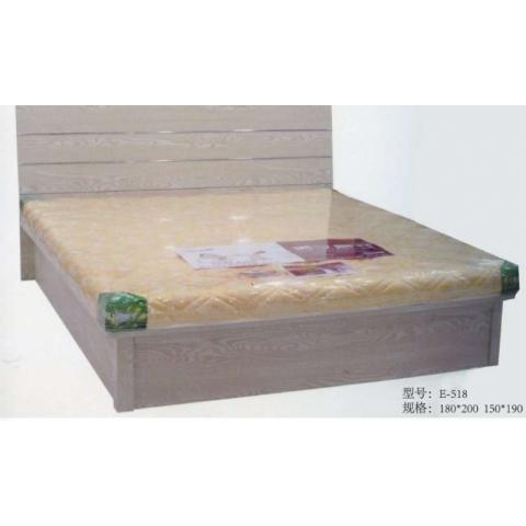 胜芳床铺批发双人床 实木床 折叠双人床 木质双人床 双人板床 木质床 卧室家具 胜芳家具 家具批发 坤融家具