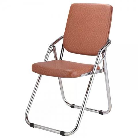 万博Manbetx官网折叠椅批发 双折椅 7号椅 110椅 大靠背椅 折叠椅 家用会客椅  电脑椅 办公椅 培训椅 会议椅 华特万博manbetx在线