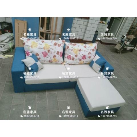 名雅家具沙发沙发床
